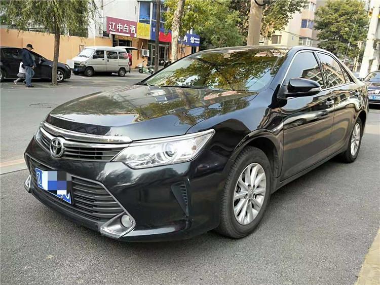 凯美瑞-沈阳租车平台正规
