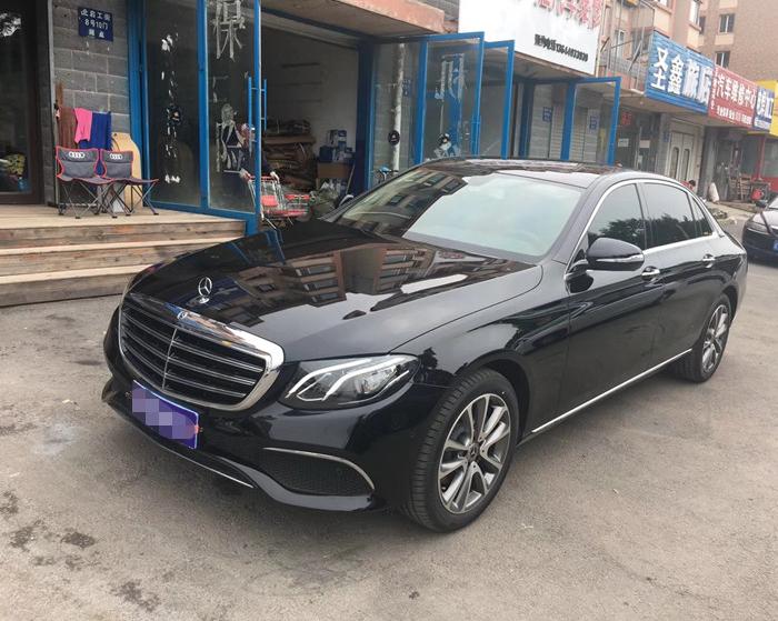 奔驰E级 沈阳租车网站