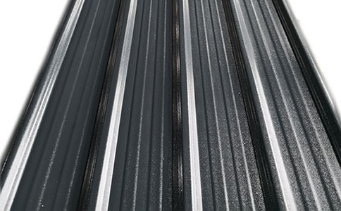 ASA梯形树脂瓦 灰色可选