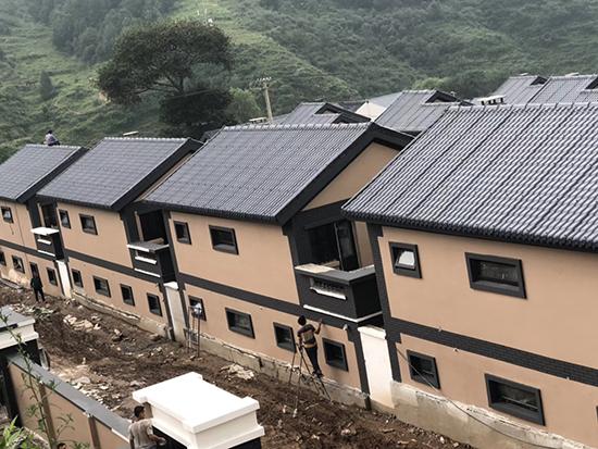 农村树脂瓦屋面改造工程