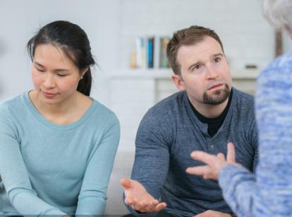 解决夫妻、情侣间的关系和相处模式问题。