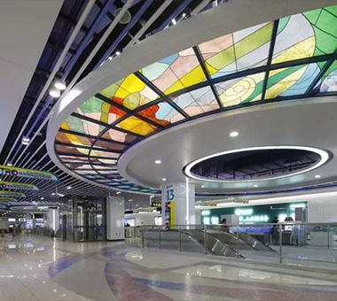商场LED投屏案例