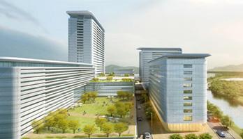 龙华新区人民医院新外科大楼