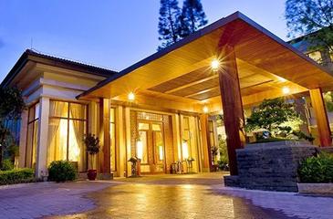 中国首家中外合作酒店,由骏业建科提供绿色改造咨询服务