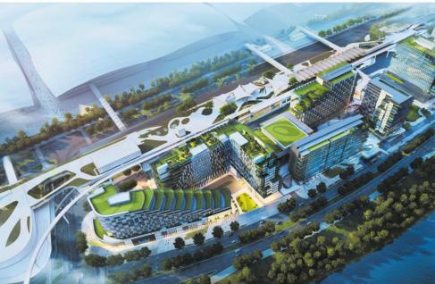 国际会展中心配套商业用地05-01地块项目