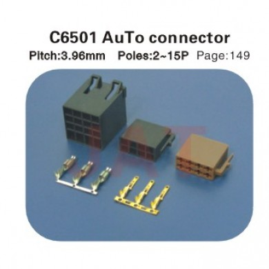 C6501 3.96空接连接器