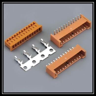 A1251 SERIES系列/1.25Pitch间距/housing胶壳/Wafer针座/Terminal端子/SMT卧贴/立贴/连接器