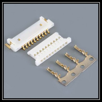 A1254 SERIES系列/DF14/1.25Pitch间距/housing胶壳/Wafer针座/Terminal端子/SMT卧贴/立贴/条形连接器