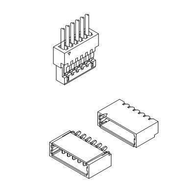 A1003系列1.0连接器