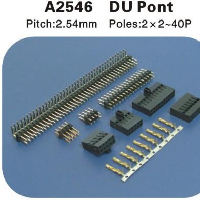 DU Pont连接器厂家 A2546
