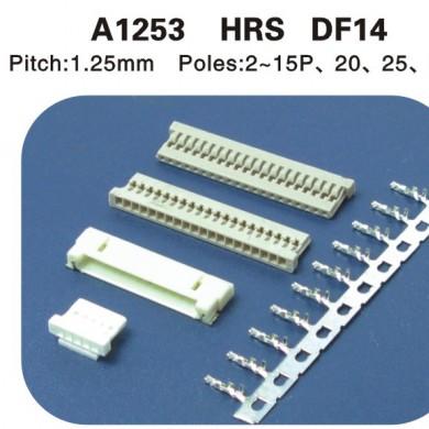 HRS DF14连接器 A1253
