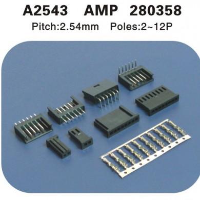 AMP 280358连接器 A2543