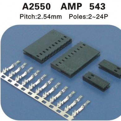 AMP 543连接器 A2550