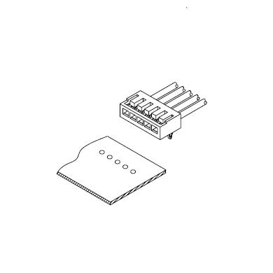 B2513系列2.5连接器