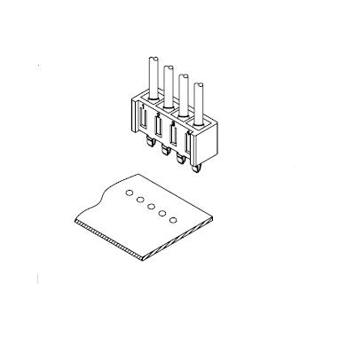B3961系列3.96连接器