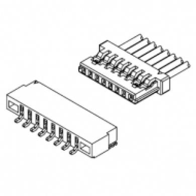 A1257系列1.25连接器