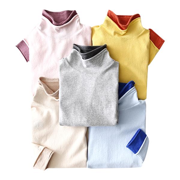 儿童装男2020秋装新款中大童纯棉薄款夏季打底衫上衣长袖