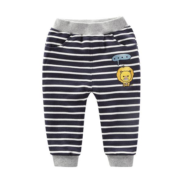 男童衬衫2020秋装新款童装中大童纯棉长袖裤子