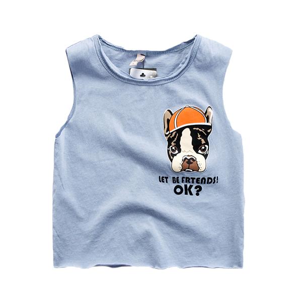 童装男童t恤短袖2020年夏季新款印花纯棉儿童夏装中大童体恤