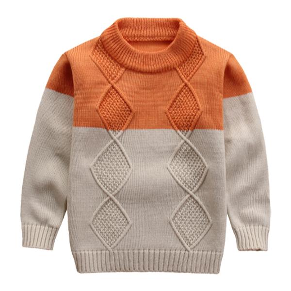 童装男童儿童打底衫2020秋季新款3件装洋气纯棉短袖T恤0881065