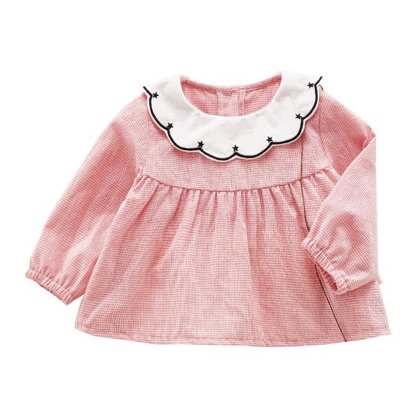 女婴儿套装春秋外出秋季可爱新款衣服洋气公主一岁宝宝秋装