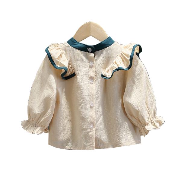 女宝宝夏季套装公主2一3岁夏装洋气婴小童清新短袖短裤两件套装