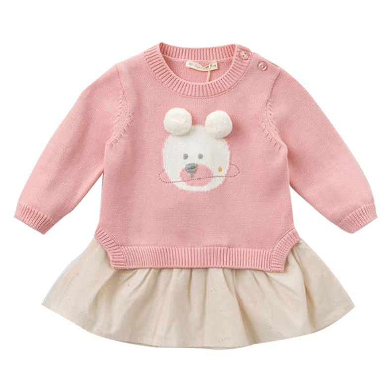 新款女童秋季长袖T恤套装宝宝童装休闲两件套