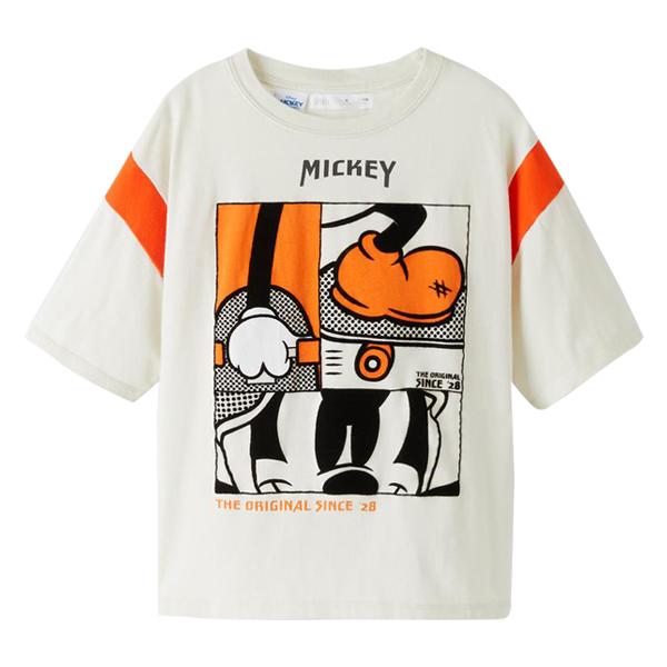 极优童装宽松T恤(短袖)STUDIO SEVEN联名款2020新款纯棉325842