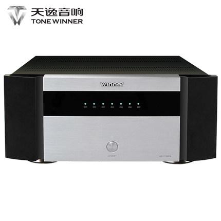 天逸 AD-7100PA 高保真HIFI纯后级7声道AV功放机
