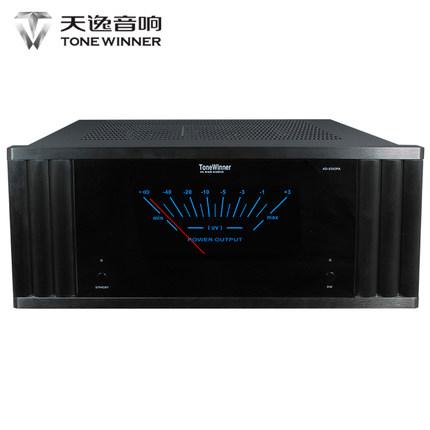 天逸 AD-5300PA 高保真5声道纯后级功放