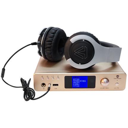 Winner/天逸 EF-100多功能纯甲类耳机放大器USB媒体解码播放器 + EP-01耳机 组合套装