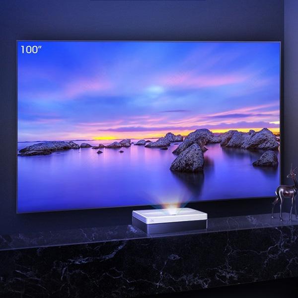 长虹D5F-100寸激光电视