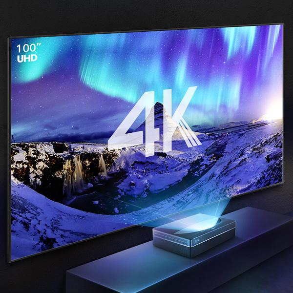 长虹D5U 4K激光电视 (不含屏)