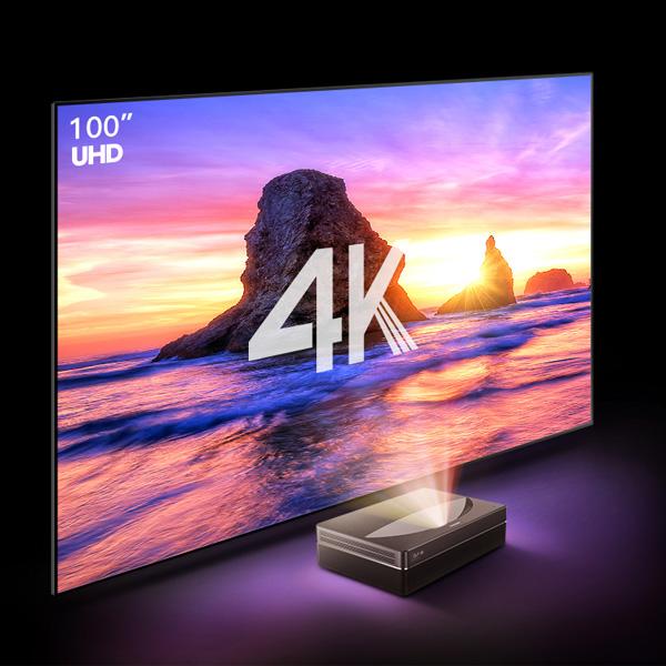 长虹D6U-100寸 4K激光电视