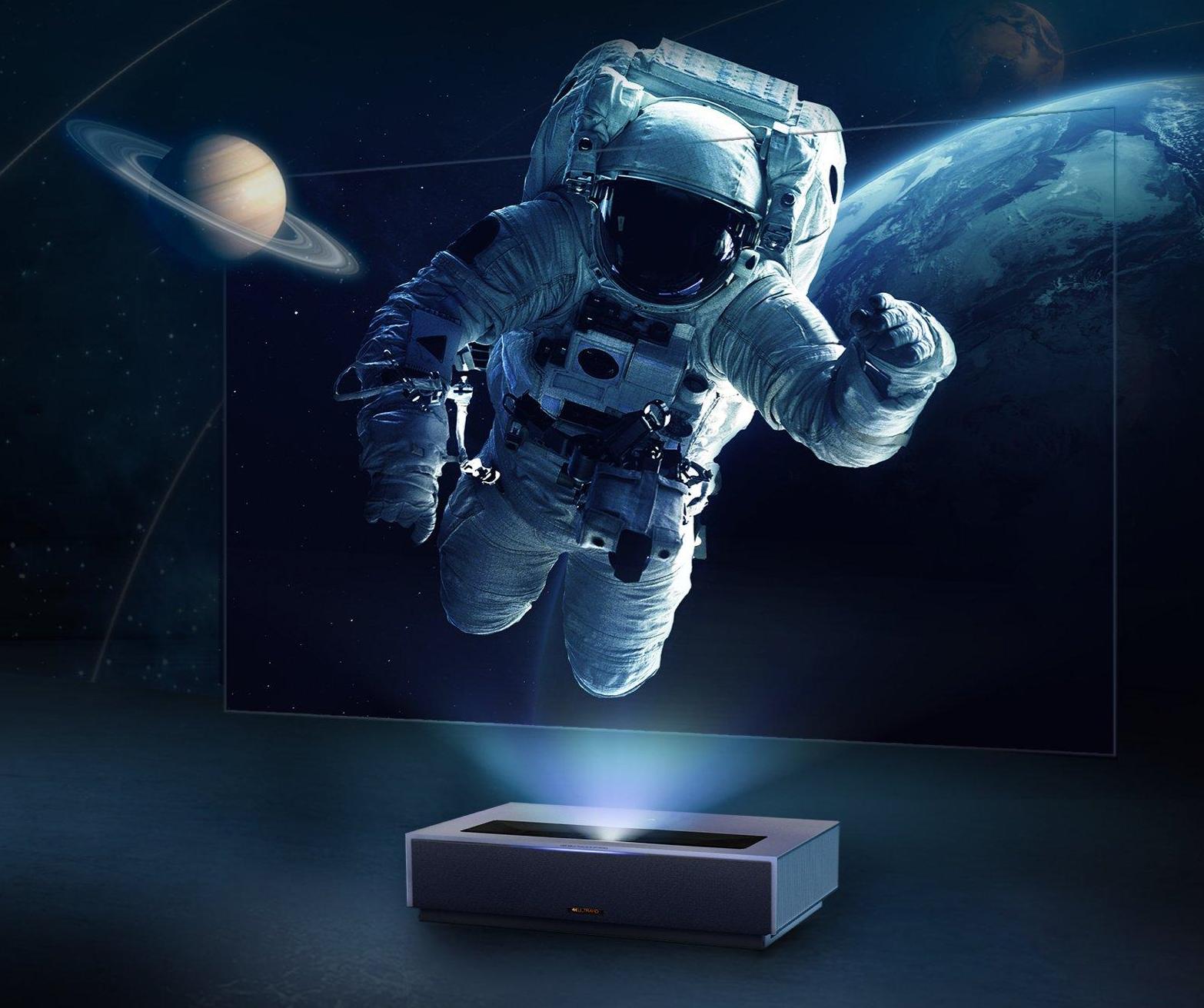 峰米 4K Max 100寸激光电视