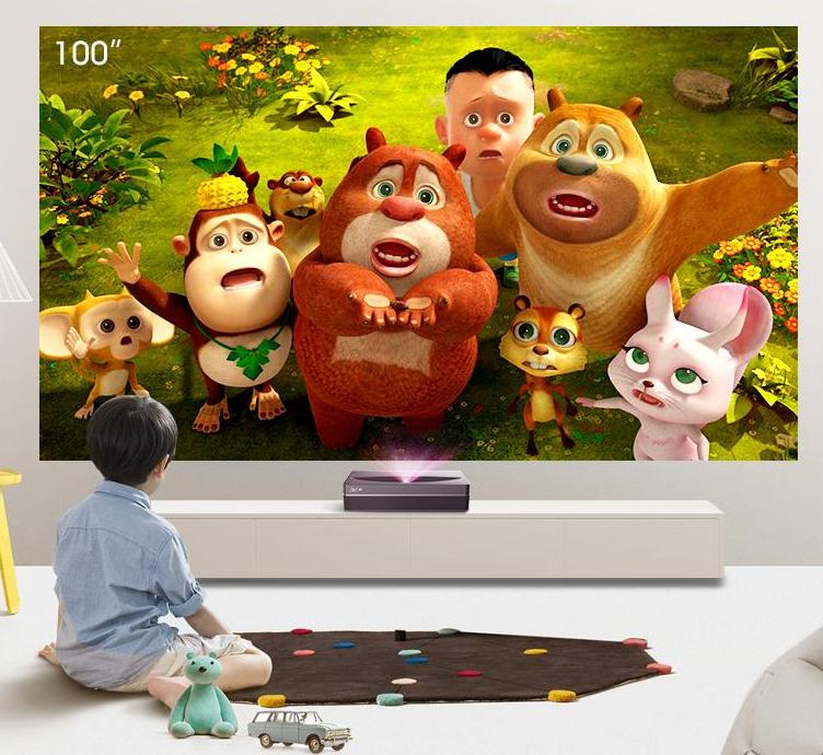 长虹D7U-100寸 4K 激光电视