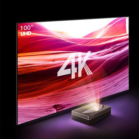 长虹 D7U-100寸 4K 激光电视