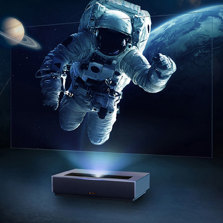 峰米 4KMax 100寸激光电视