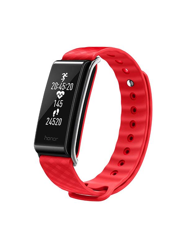 Red smart bracelet