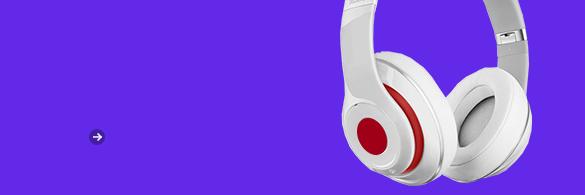 Pure tone smart headset