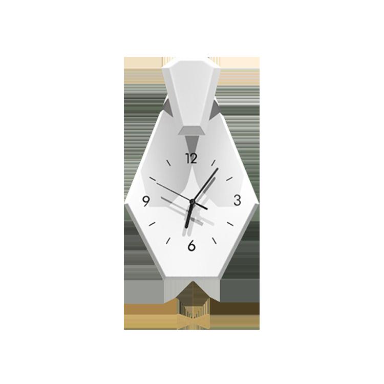 Art pendulum clock