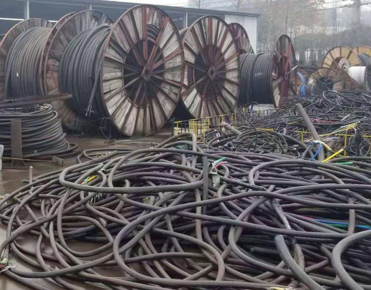 廢舊電線電纜回收