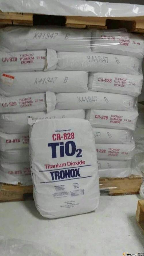 科美基CR-828氯化法金红石型涂料油漆油墨用钛白粉