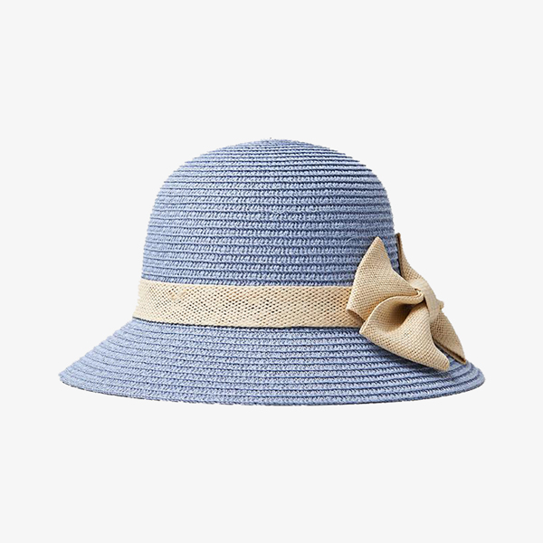 Ladies straw hat free