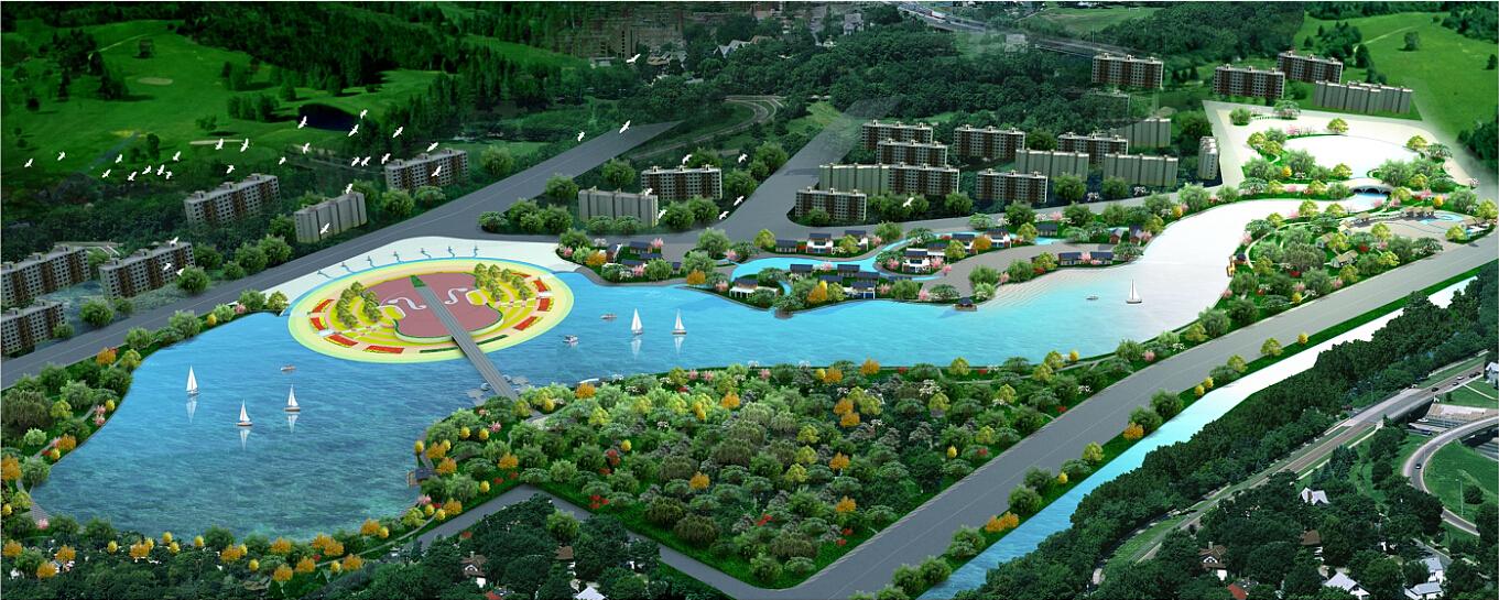 聂耳文化广场景观设计