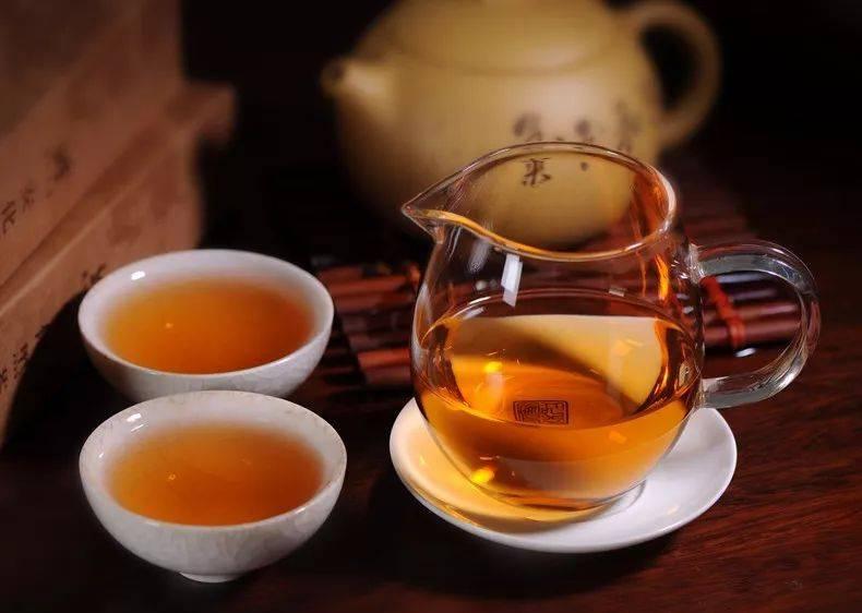 黑茶茶汤1