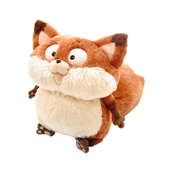 可爱的松鼠玩偶