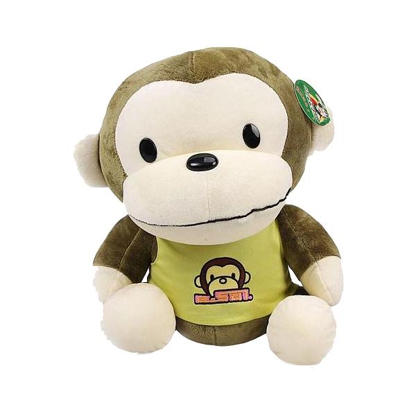 毛绒玩具小猴