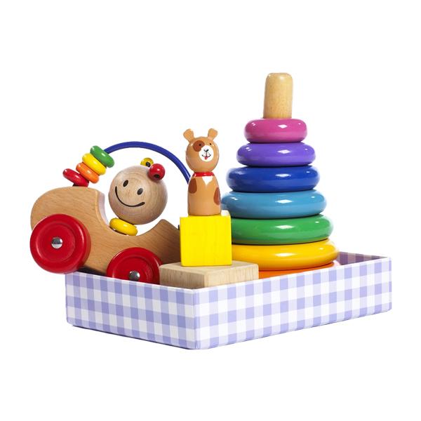 鲜艳儿童木质玩具免
