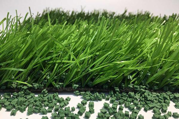 休闲塑粒自制草坪